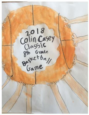 Colin Casey Basketball Game - 4/27/18