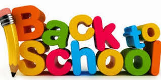 Back to School Information & Forms Available